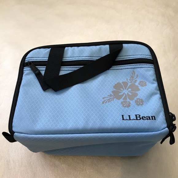 Phenomenal Ll Bean Nwot Lunch Box Gmtry Best Dining Table And Chair Ideas Images Gmtryco